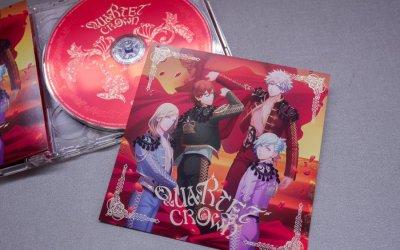 歌王子10週年簡單雜感+うたの☆プリンスさまっ♪10th Anniversary CD 「QUARTET CROWN」開箱心得文