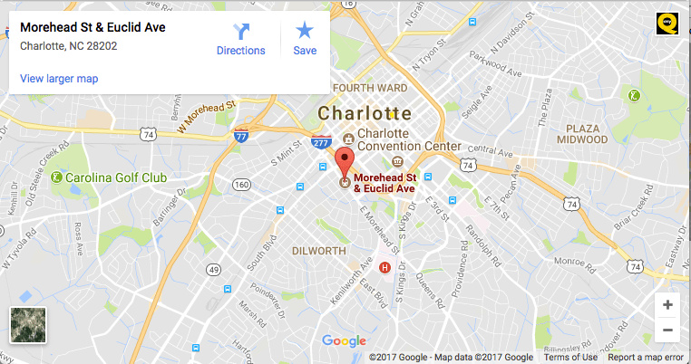 On duty CMPD officer hits and kills pedestrian with patrol auto