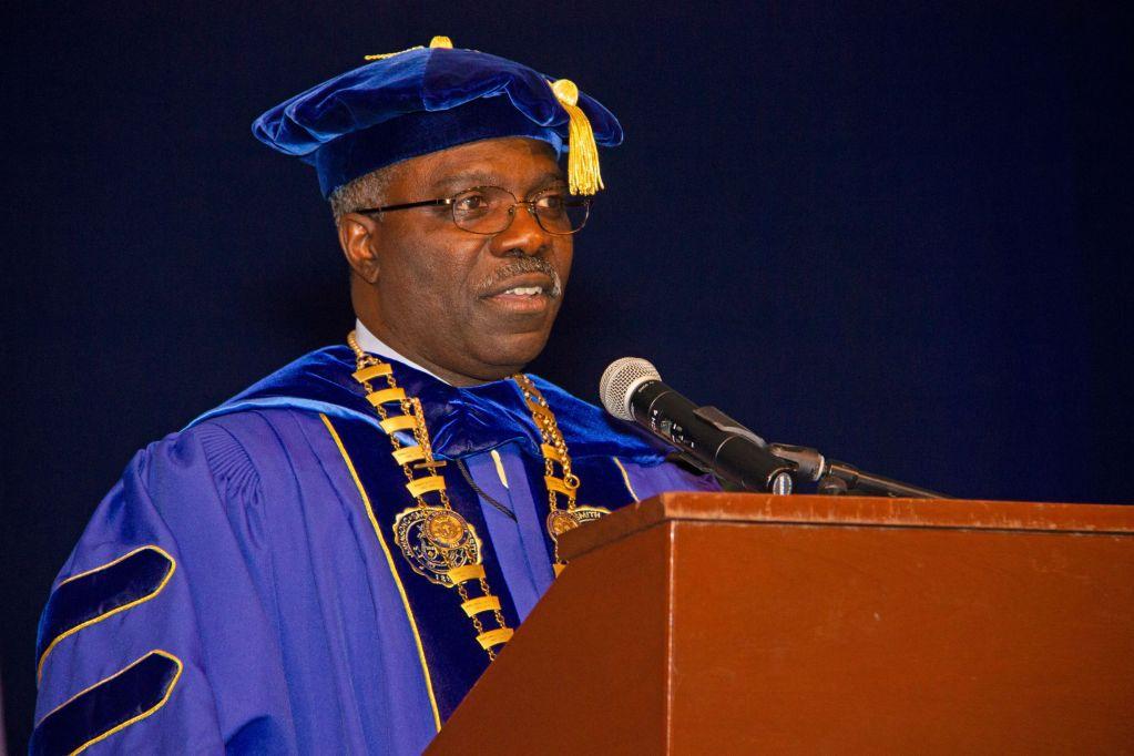 JCSU-President-Clarence-Armbrister-inauguration
