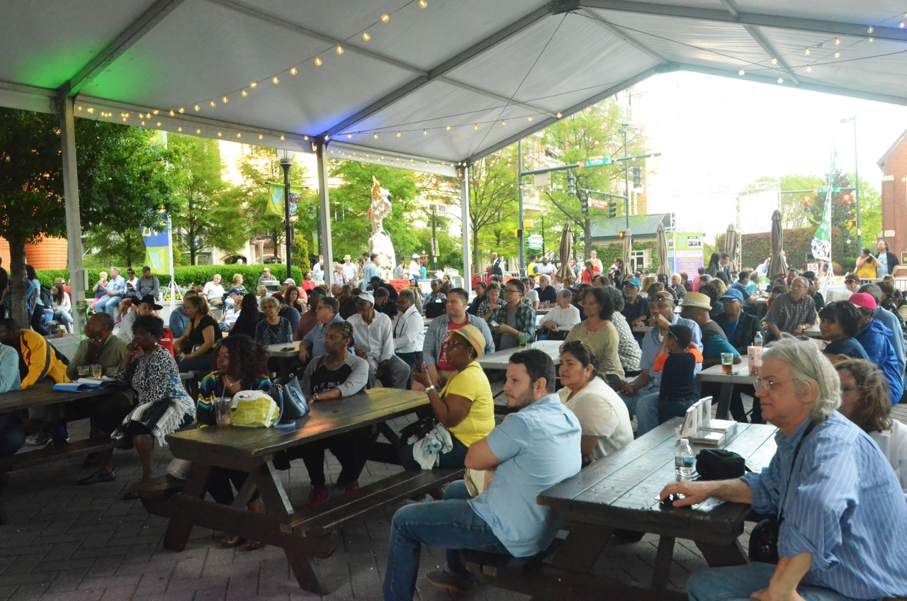 jazz up your day with free concerts during the fourth annual charlotte jazz festival april 29. Black Bedroom Furniture Sets. Home Design Ideas