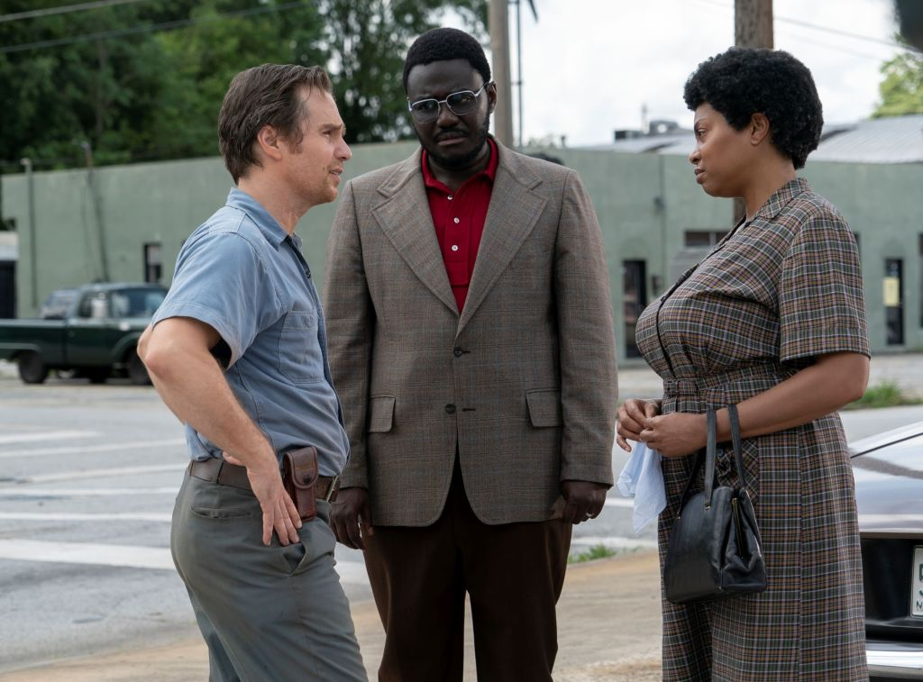 Sam Rockwell, Babou Ceesay and Taraji P. Henson star in