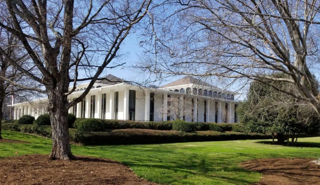 North-Carolina-Legislature-Building