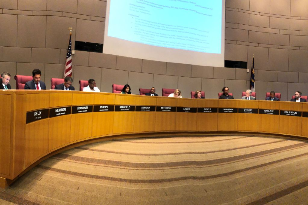 Charlotte-City-Council-resolution-Donald-Trump-remarks