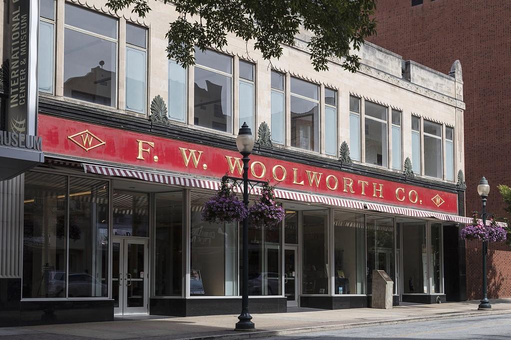 Woolworth-Greensboro