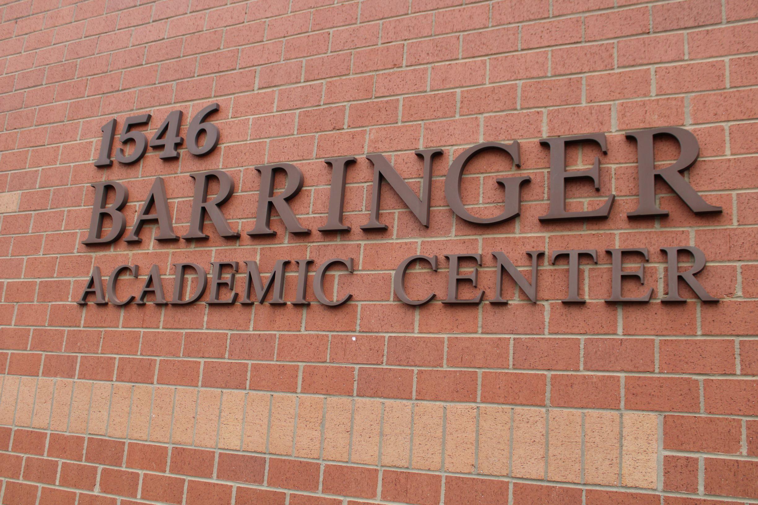Barringer-Academic-Center-signage