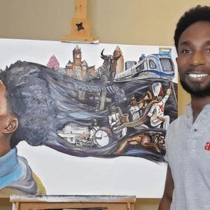 Jamil-Dyair-Steele-artist