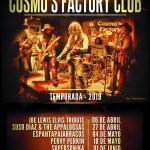 Cosmo´s Factory - Las Cabezas de San Juan
