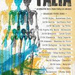 TALIA gira por España en Septiembre 16 Conciertos