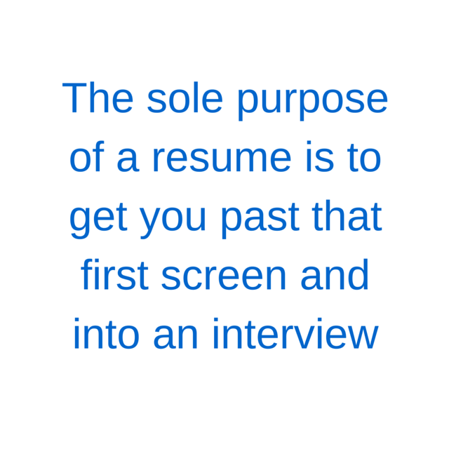 the best resume advice ever q consulting group