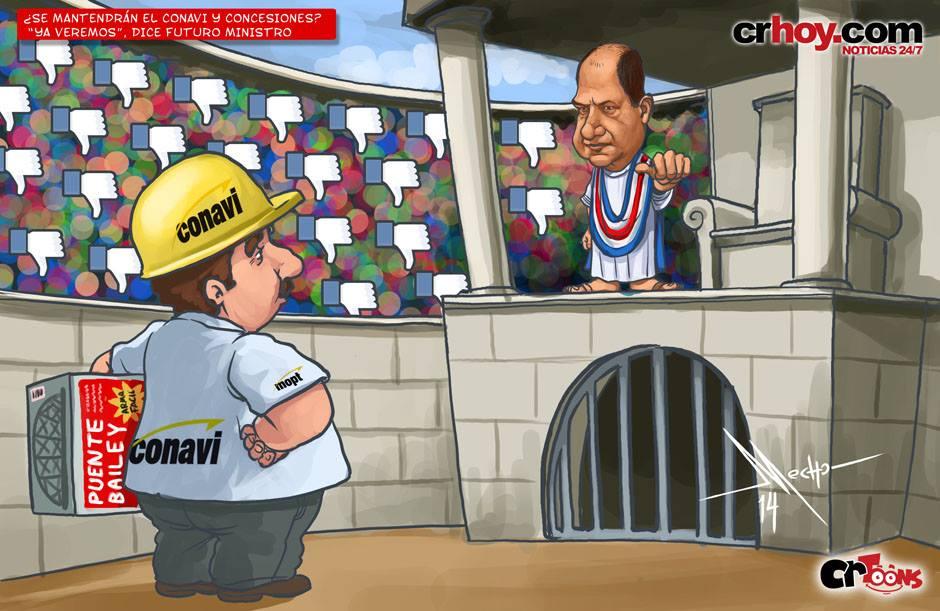 Resultado de imagen para conavi caricatura
