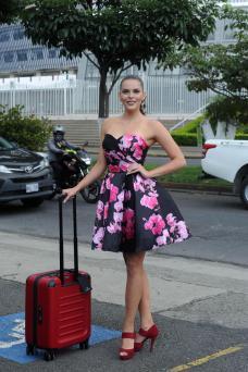 Evelyn Sibaja, 24, Alajuela