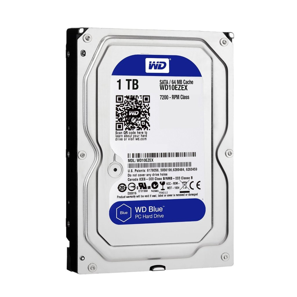 Disque Dur sata  1To  Western Digital