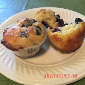 Glorious muffins...