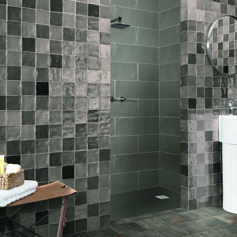 mix graffito 4 x4 ceramic wall tile