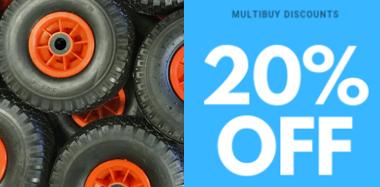 20% Multibuy Discounts