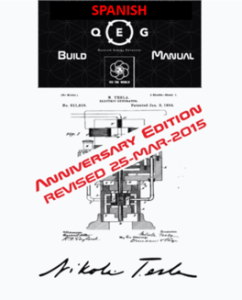 QEG build manual Spanish