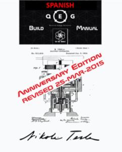 QEG build manual Spanish