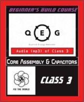 QEG Class 3 Audio and PDF