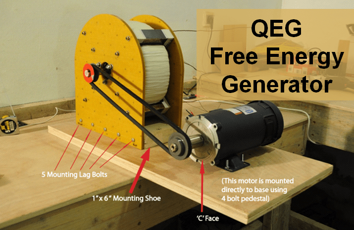 What is the Quantum Energy Generator (QEG)? - QEG Free Energy Academy