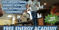 Updates on the QEG Live from the Energy Science and Technology conference (video)