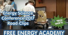 Road Clips from the Energy Science and Technology Conference QEG 2017