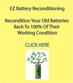 recondition dead batteries
