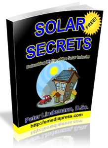 debunking myths of the solar industry