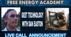 LEARN ALL ABOUT GEET TECHNOLOGY THIS SUNDAY ON A LIVE CALL WITH DAN EASTON