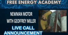 LIVE CALL #10 – GEOFFREY MILLER AND THE NEWMAN MOTOR