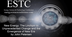 2018 ESTC Petersen (preview) New Energy: The Linchpin to Unprecedented Change