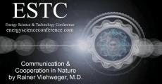 Last 2018 ESTC presentation: Communication & Cooperation in Nature