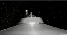 Nikola Tesla's flying saucer: Electromagnetic field lift experiments (video)