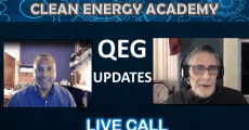 Live Call QEG Updates May 12 5PM EST