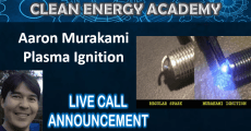Live Call With Aaron Murakami Plasma Ignition June 23 5PM EST