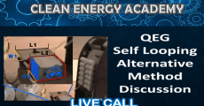 QEG Self Looping Alternative Method Discussion Live Call August 2