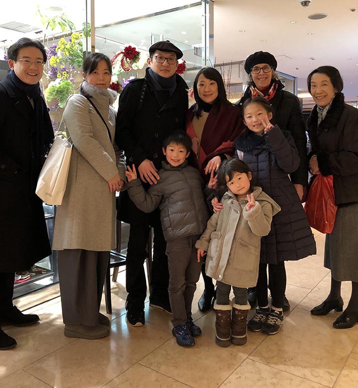Zeniya 50 Yr Reunion Sendai JAN 2019 ©Susan Ball Faeder