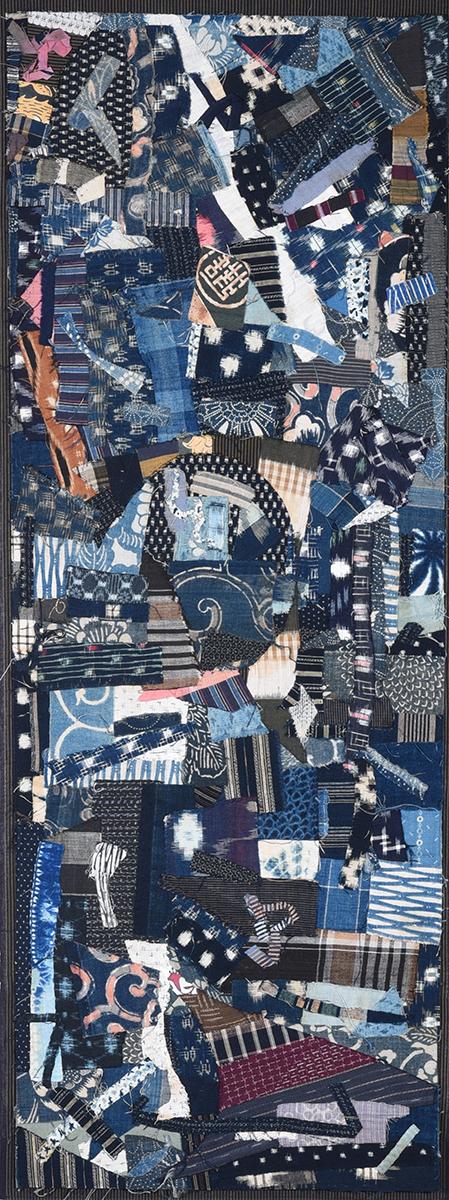 Arigato: Boro Boro Byobu 1 © Susan Ball Faeder