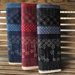 Kokko fabrics for sale in QEJAPAN ETSY shop © Susan Ball Faeder