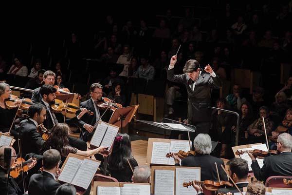 Inicio de Temporada de Conciertos 2020: Orquesta Sinfónica ...