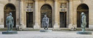 Thomas SCHÜTTE - Trois Actes @ Monnaie de Paris