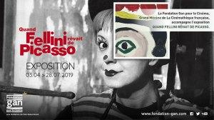 Quand Fellini rêvait de Picasso @ la cinémathèque française