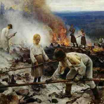 Skogfinn: vita, morte e miracoli di una minoranza scandinava