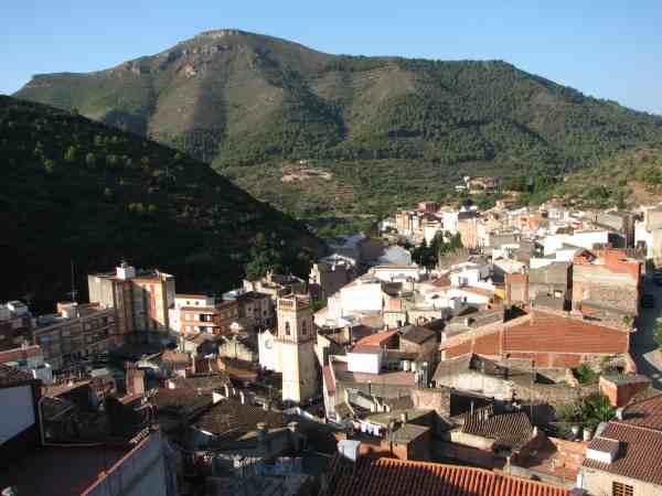 Alfondeguilla, Castellón, Spagna