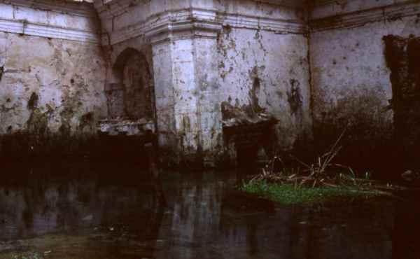 Chiesa Di San Vittorino: rovine