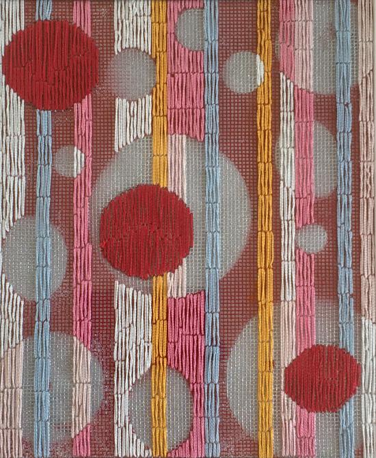 Melinda Harper Tapestry Untitled