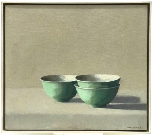 David Moore Three Bowls