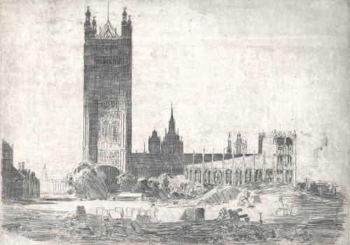 Sir-Arthur-Streeton-Victoria-Tower,-Westminster