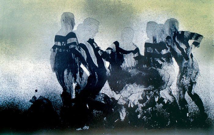 Jim-Pavlidis-33-Down-Behind-Play-lithograph-2001