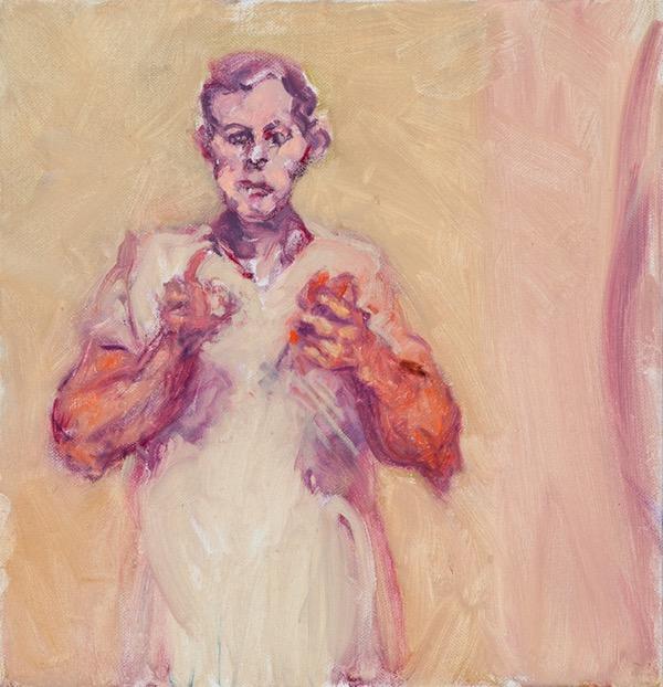Susan Wald Elektra 5, 2014, 41 x 40 cm 2000