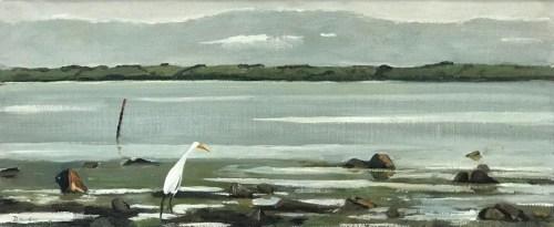 Philip Davey Low Tide Queenscliff